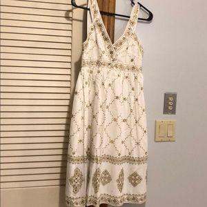 NWT Michael Kors white dress
